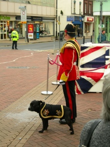 Burton-upon-Trent - Remembrance Sunday 2007