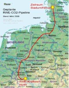 RWE-CO2-Pipeline