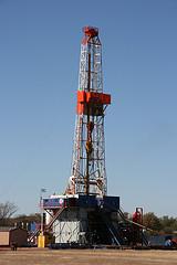 Erdgasbohrung