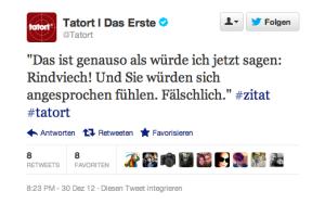 Tatort Rindviech