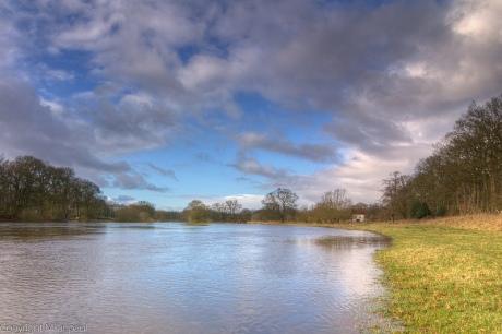 Emshochwasser