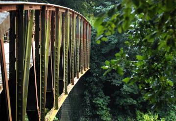 Lingen.Kanalbrücke