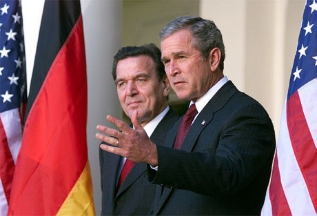 Bush_and_Schröder