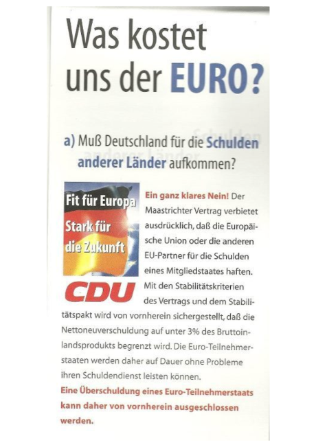 CDU1999