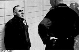 Carl von Ossietzky im KZ
