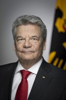 Bundespräsident Joachim Gauck / Offizielles Porträt 2012