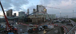 KohlekraftwerkEemshaven