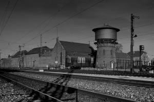 am BahnhofLingen