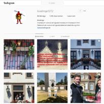 Kivelinge bei Instagram