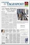 Lingener Tagespost (Donnerstag 8.9.21)